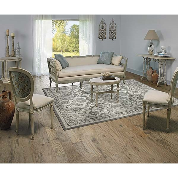 Ash Grey (90259-5913) Traditional / Oriental Area Rug