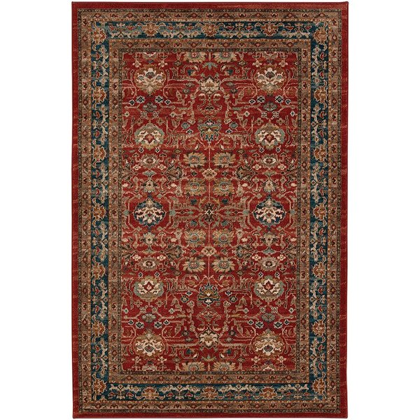 Garnet (90936-30048) Traditional / Oriental Area Rug