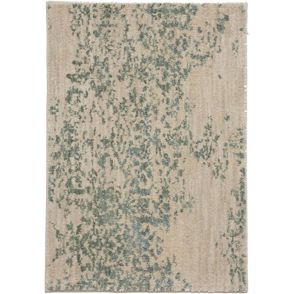 Jade (90953-60128) Vintage / Overdyed Area Rug