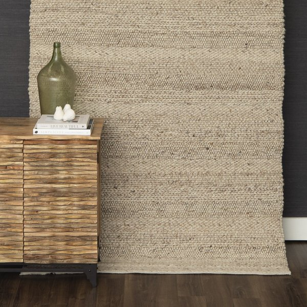 Oyster (182-925) Contemporary / Modern Area-Rugs