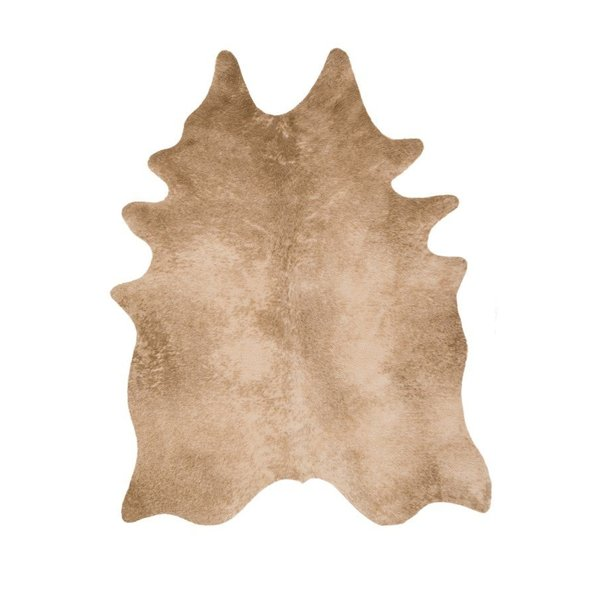 Tan Animals / Animal Skins Area Rug