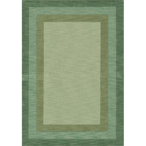 Fern Contemporary / Modern Area Rug