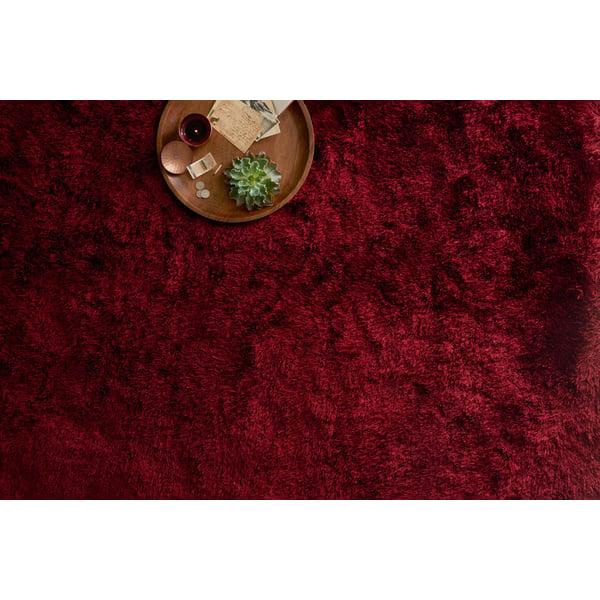 Garnet Shag Area-Rugs
