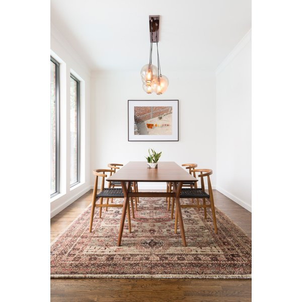 Champagne Vintage / Overdyed Area Rug