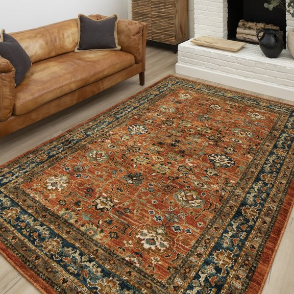 Spice (90936-20044) Traditional / Oriental Area-Rugs