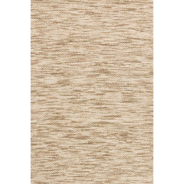 Flax Natural Fiber Area Rug