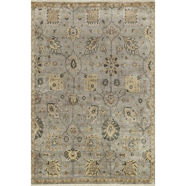Silver Cloud Traditional / Oriental Area-Rugs