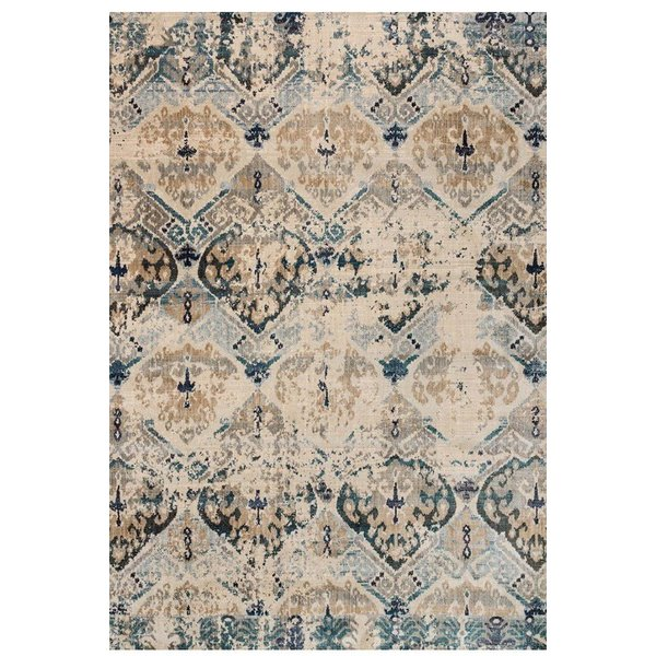 Sand, Ocean Vintage / Overdyed Area Rug