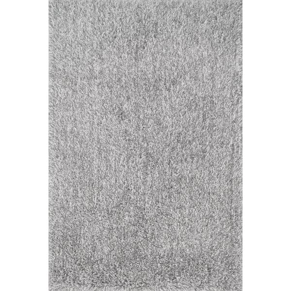 Grey Shag Area-Rugs