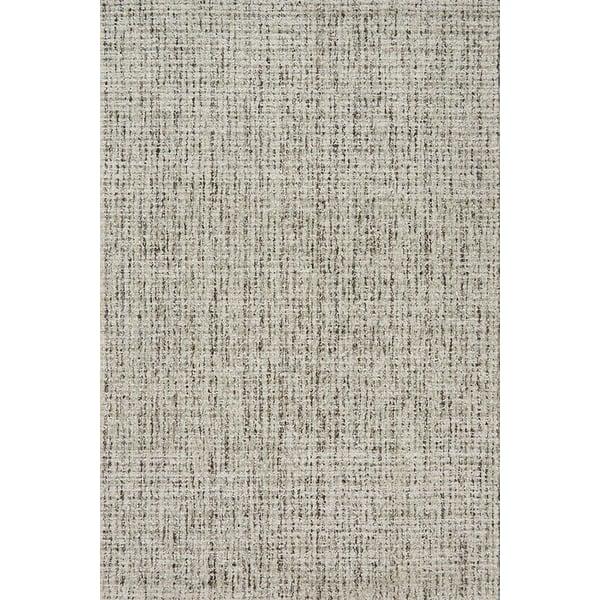 Grey, Sage Contemporary / Modern Area Rug
