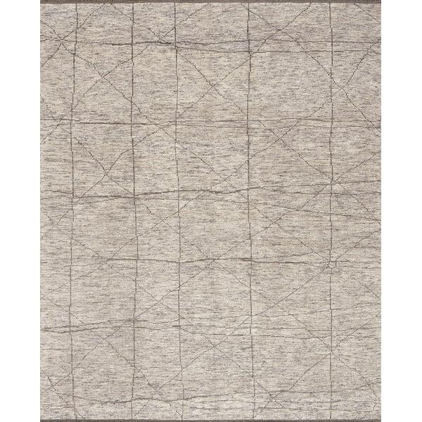 Slate, Grey Moroccan Area Rug