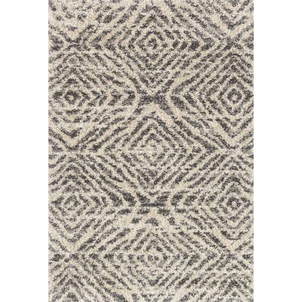 Graphite, Sand Shag Area Rug