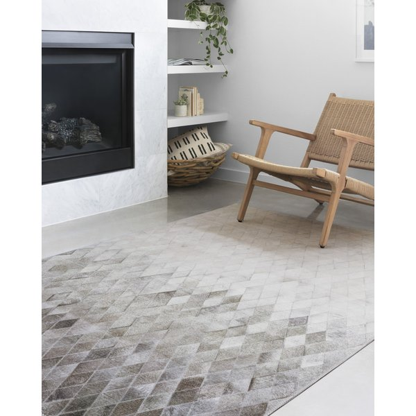 Sand, Taupe Contemporary / Modern Area Rug