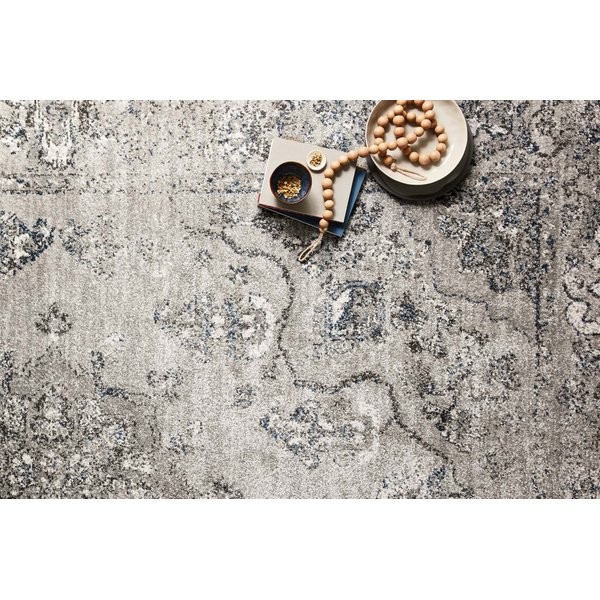Dove, Grey Traditional / Oriental Area-Rugs