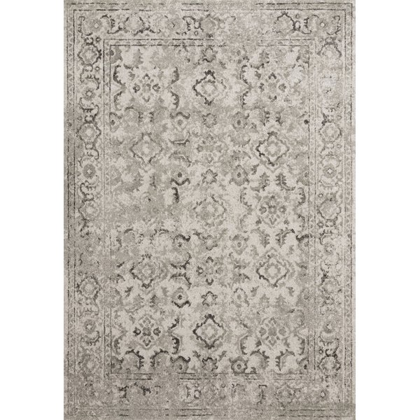 Silver, Grey Vintage / Overdyed Area-Rugs