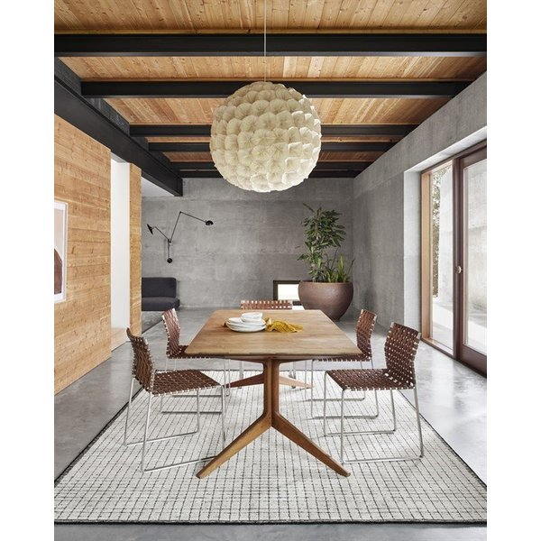 Ivory, Black Contemporary / Modern Area-Rugs