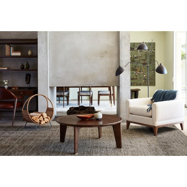 Ink Solid Area-Rugs