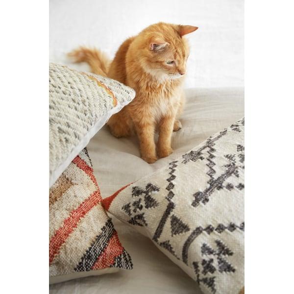 Camel, Rust Southwestern Pillow