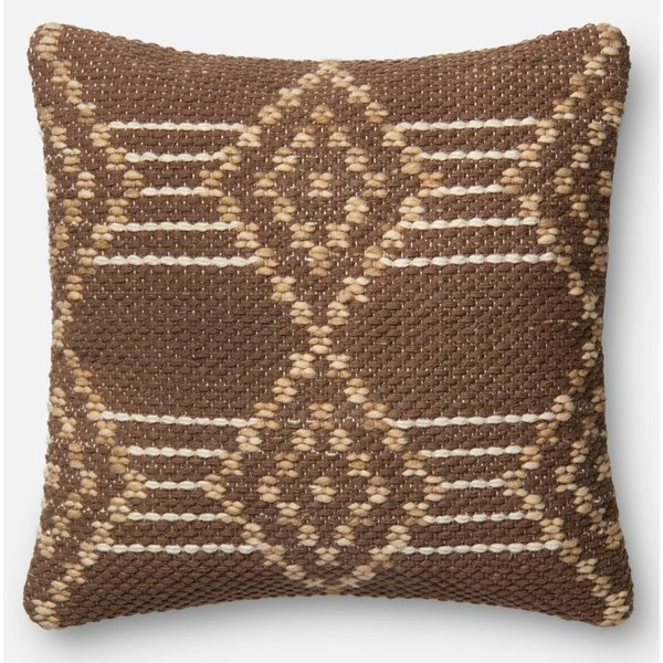 Brown Southwestern Pillow