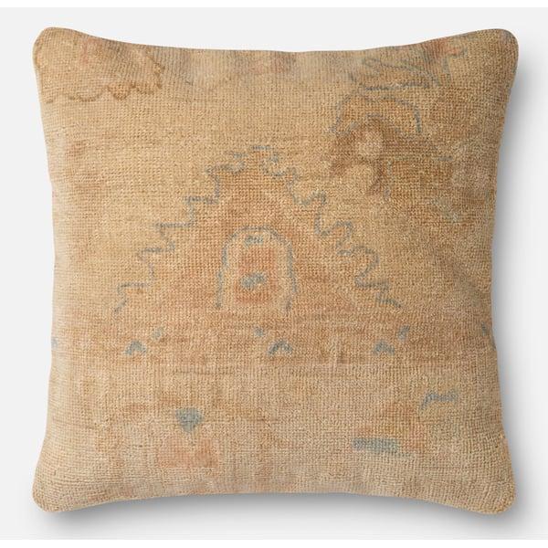 Gold, Beige Contemporary / Modern pillow