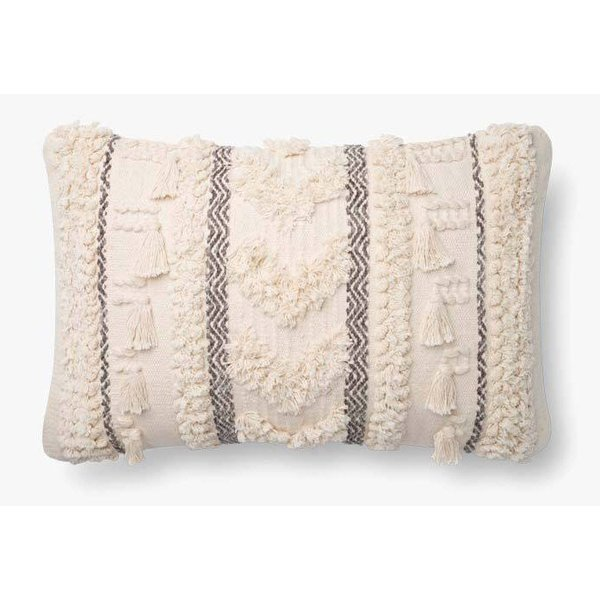 Ivory Moroccan Pillow