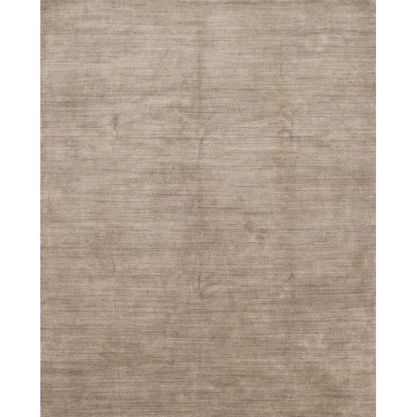 Orchid, Taupe Contemporary / Modern Area-Rugs