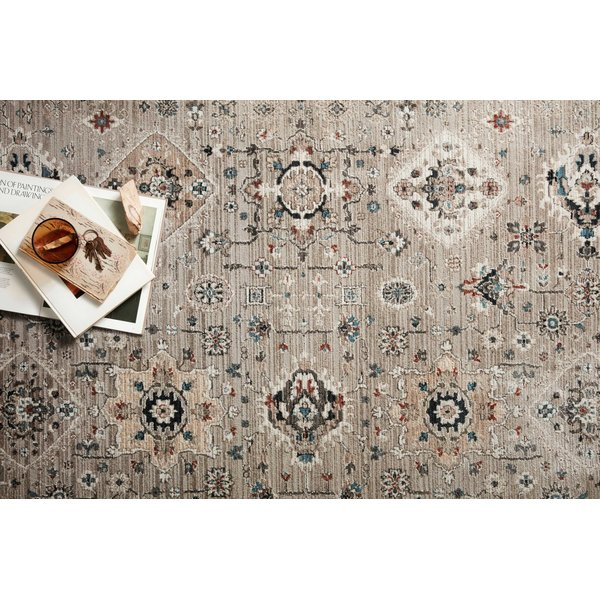Dove Traditional / Oriental Area Rug