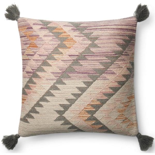 Pink Southwestern Pillow