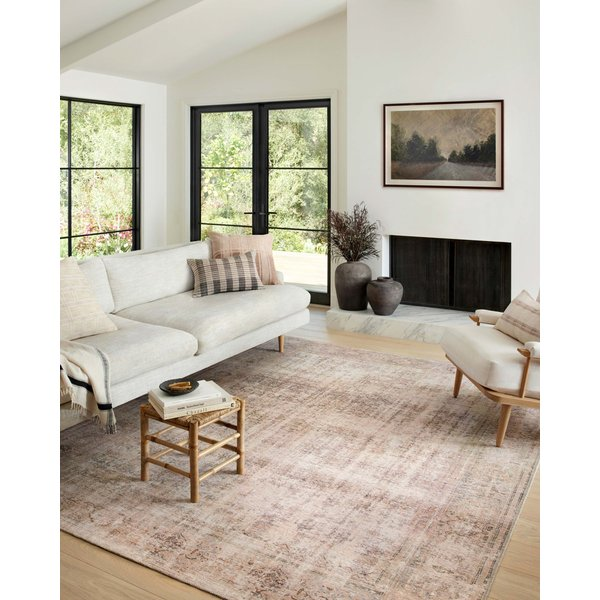 Ocean, Sand Vintage / Overdyed Area-Rugs