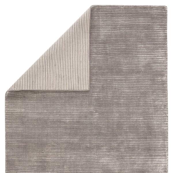 Medium Grey (BI-05) Contemporary / Modern Area Rug