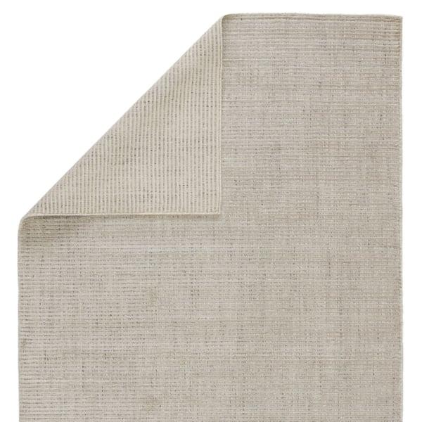 Ivory, Gray (BI-29) Contemporary / Modern Area Rug