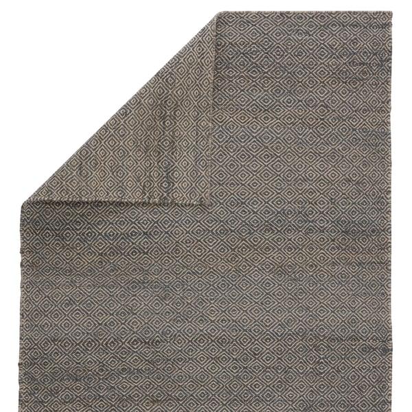 Ebony, Slate (AMB-01) Contemporary / Modern Area Rug