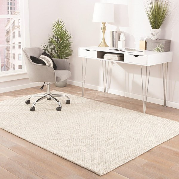 Natural Pearl (SCR-10) Contemporary / Modern Area Rug