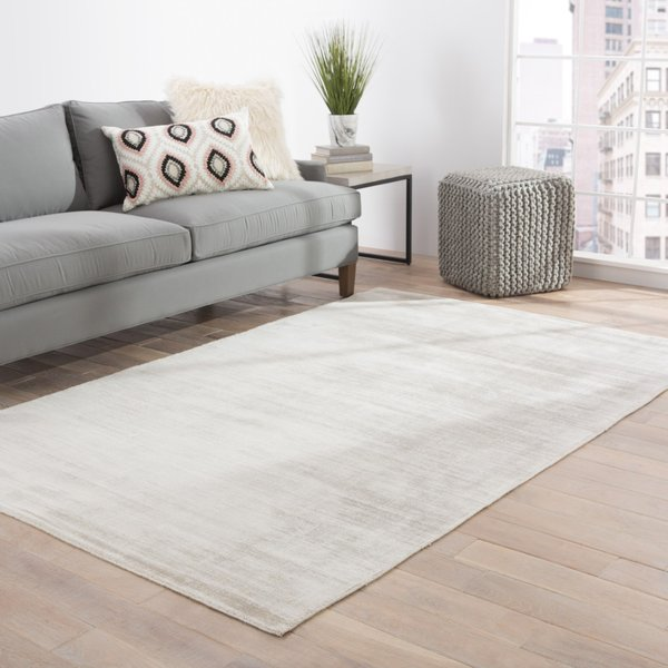 Pelican Gray (YAS-04) Contemporary / Modern Area Rug