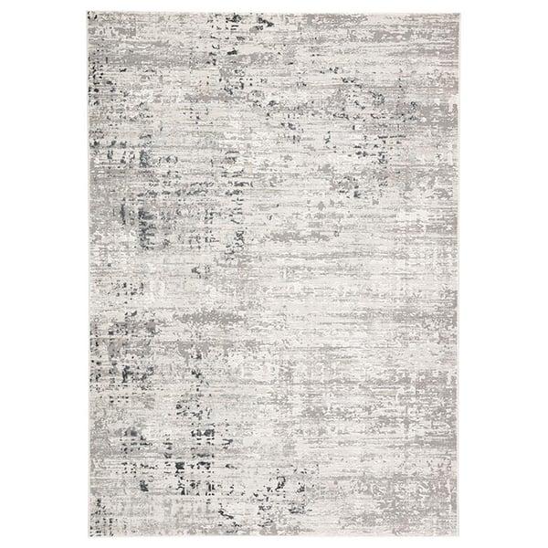 Grey (CIQ-30) Abstract Area Rug