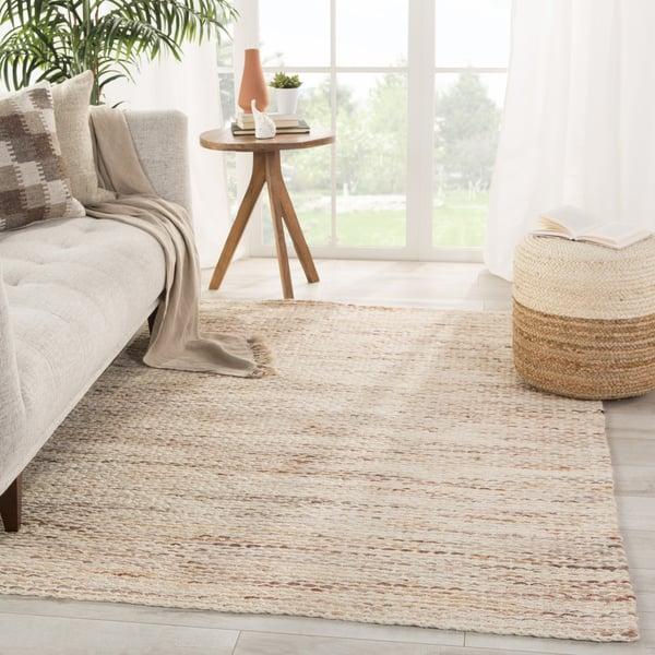 Natural Fibers - Rustic Living Room Ideas