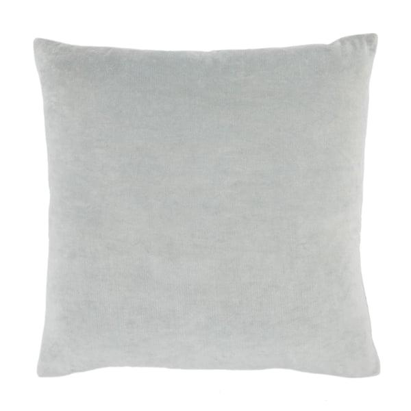 Light Blue, Cream (MEZ-02) Contemporary / Modern pillow