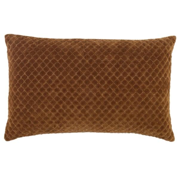 Brown (NOU-14) Contemporary / Modern pillow