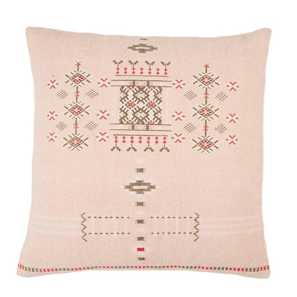 Blush, Brown (PUB-05) Bohemian Pillow