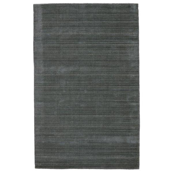 Dark Blue, Grey (SST-05) Contemporary / Modern Area-Rugs