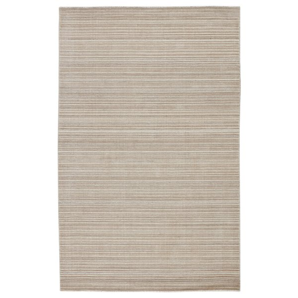 Grey, Light Taupe (SST-04) Contemporary / Modern Area Rug