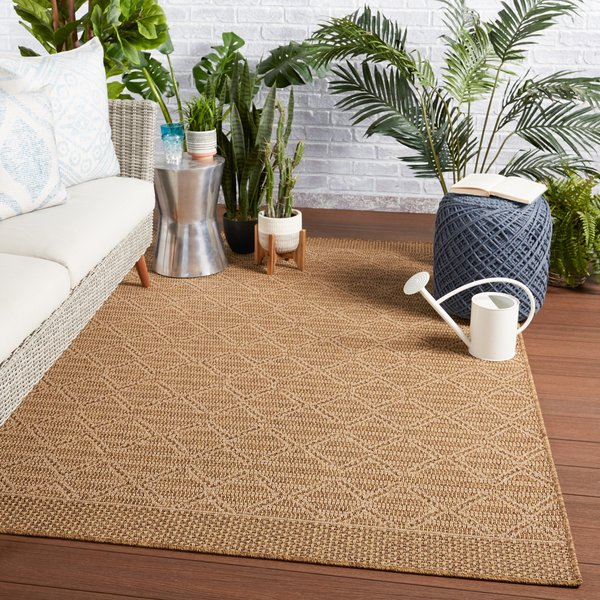 Light Brown, Beige (TAH-12) Contemporary / Modern Area-Rugs