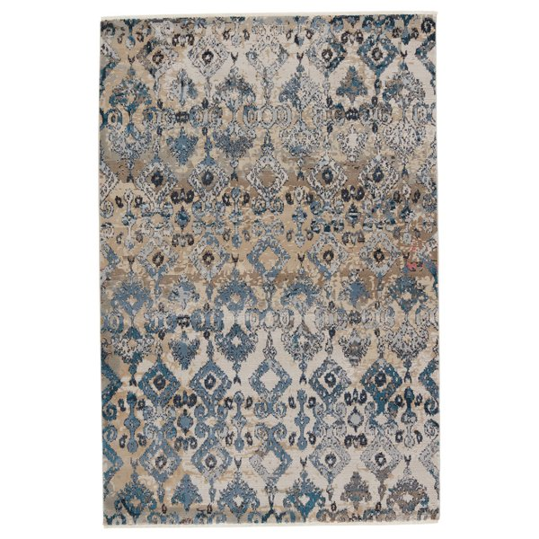 Blue, Tan (SBC-02) Vintage / Overdyed Area-Rugs
