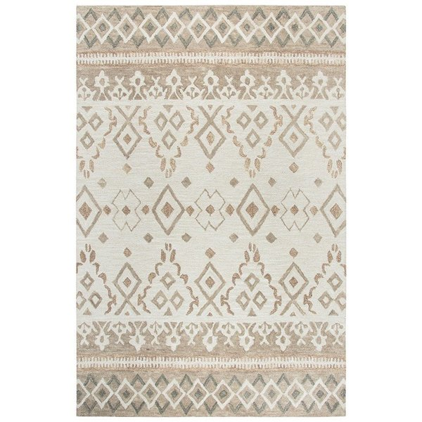 Natural (A) Moroccan Area-Rugs