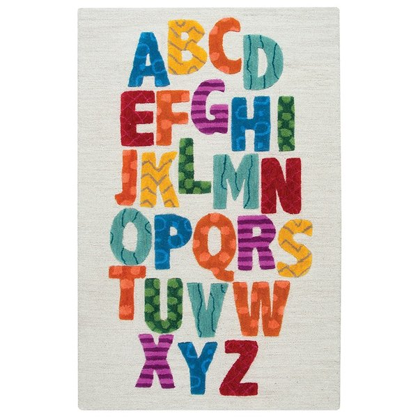 Ivory (PD-597A) Children's / Kids Area Rug