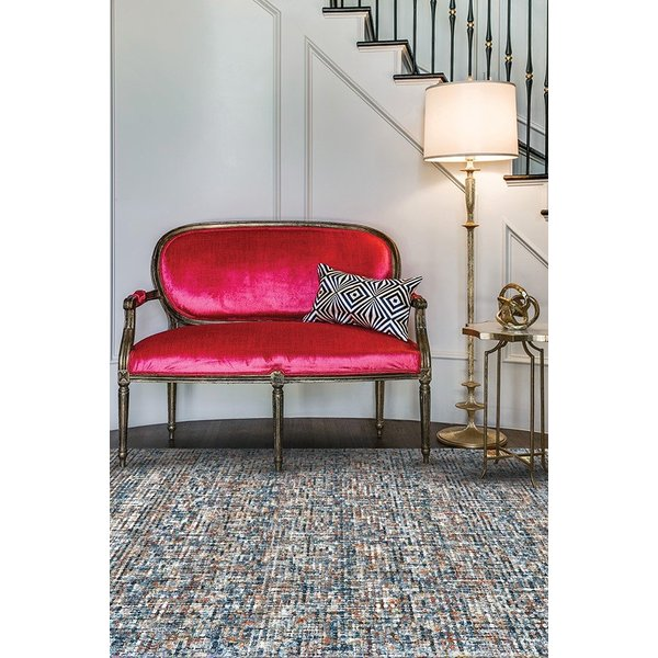 Amour Contemporary / Modern Area Rug
