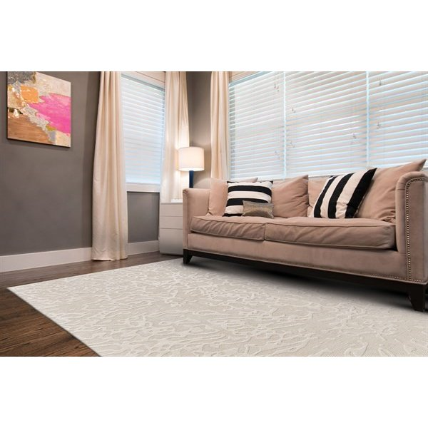 Cashmere Solid Area Rug