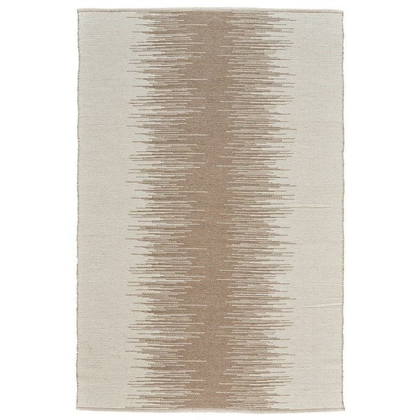 Taupe Contemporary / Modern Area-Rugs