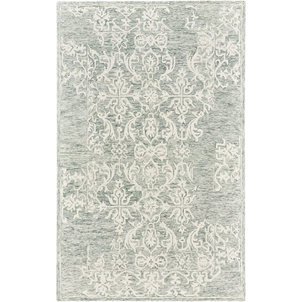 Green Traditional / Oriental Area-Rugs