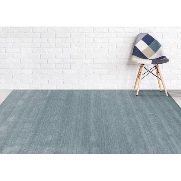 Polo Blue (ARZ-4) Contemporary / Modern Area Rug
